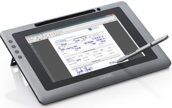 Wacom unveils new DTU-1031 pen display