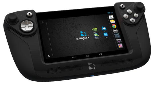 Wikipad lives: 7-inch gaming tablet arriving this spring for $249