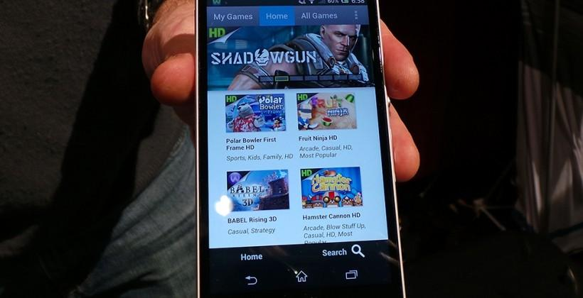 WildTangent game renting service expands to Xperia smartphones