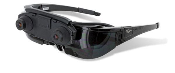 Vuzix Wrap 1200AR augmented reality eyewear now shipping