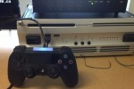 PlayStation 4 controller prototype leaked with touchpad