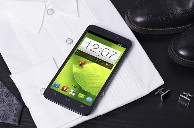ZTE Grand Memo official, 5.7-inch display on board