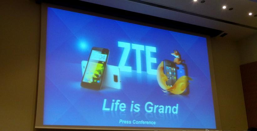ZTE applauds Qualcomm-toting Grand Memo greatness