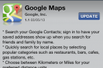 Google Maps for iOS updates with Google Contacts, local search improvements