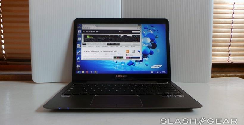 Samsung Series 5 UltraTouch Review