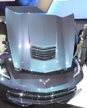 2014 Corvette Stingray: GM talks authentic design