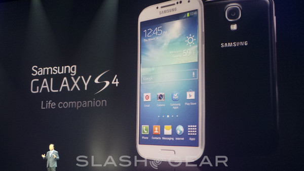 Samsung GALAXY S 4 unveiling video out now: watch Broadway madness in full!