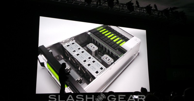 SlashGear 101: Remote Computing with NVIDIA GRID VCA