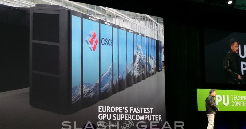 """NVIDIA CEO races toward GPU Computing """"tipping point"""" at GTC 2013"""