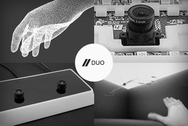 "DUO 3D sensor shows up on Kickstarter, claims that ""anyone can build"" it"