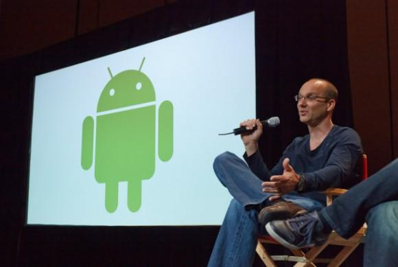 Andy Rubin writes goodbye letter to Android partners