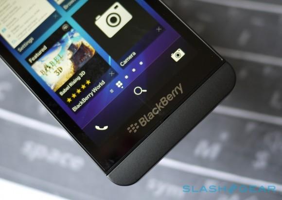 BlackBerry Z10 chosen by German government