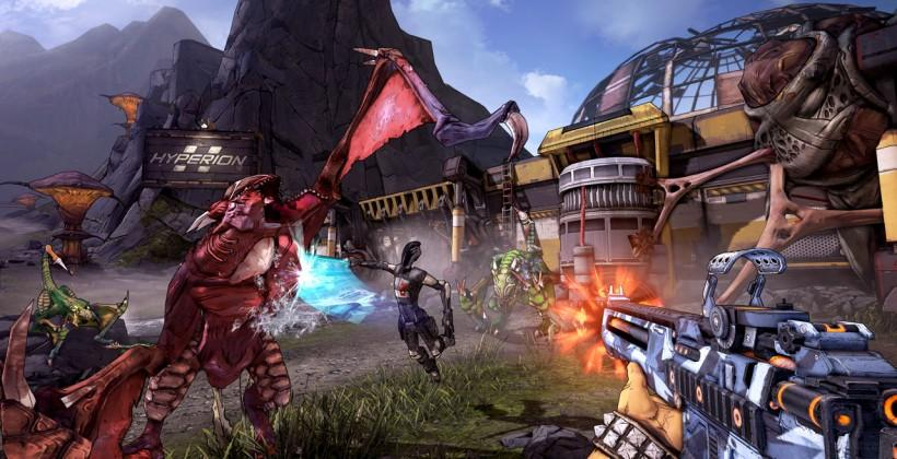 Borderlands 2 to bring new character and higher level cap