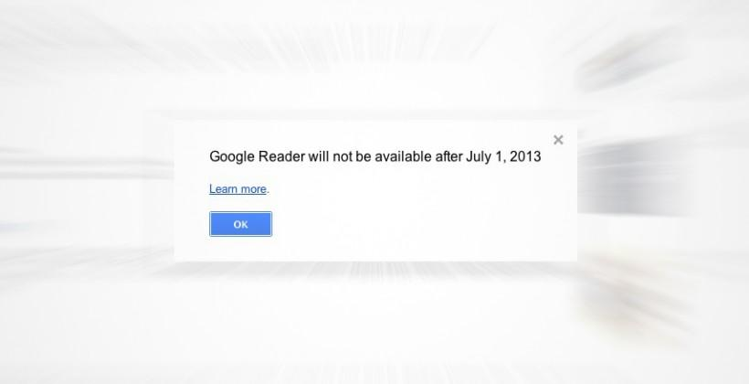 Creator of RSS says he won't miss Google Reader