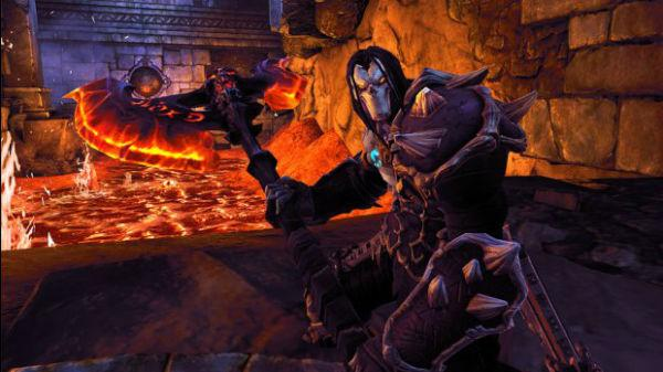 Crytek intends to take Darksiders off THQ's hands
