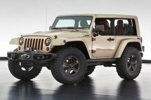 CHRYSLER GROUP LLC WRANGLER FLATTOP