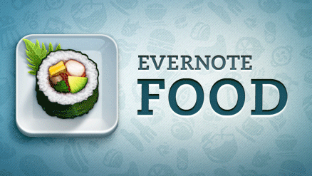 Evernote Food for iOS updated with a bunch of new features