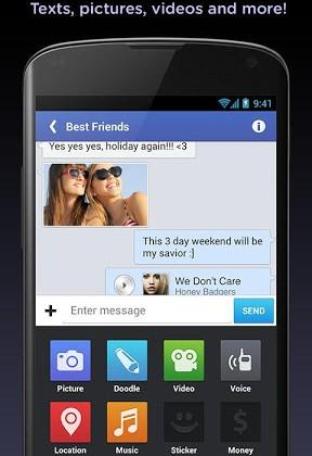 """Facebook blocks MessageMe users from its """"Find Friends"""" feature"""
