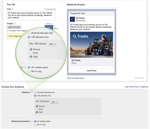 Facebook makes mobile app install ads easier for developers 1