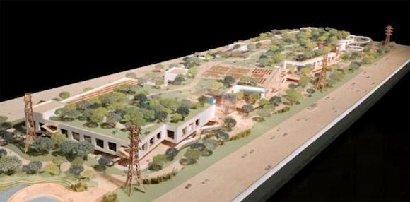 Facebook gets approval to build a low-key second campus