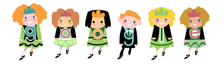 Google's St. Patrick's Day doodle features the Irish stepdance