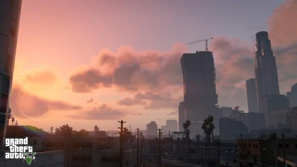 Grand Theft Auto V screenshots from current gen consoles 1