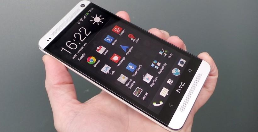 "HTC One pre-registrations in U.S. hit ""several hundred thousand"" mark"
