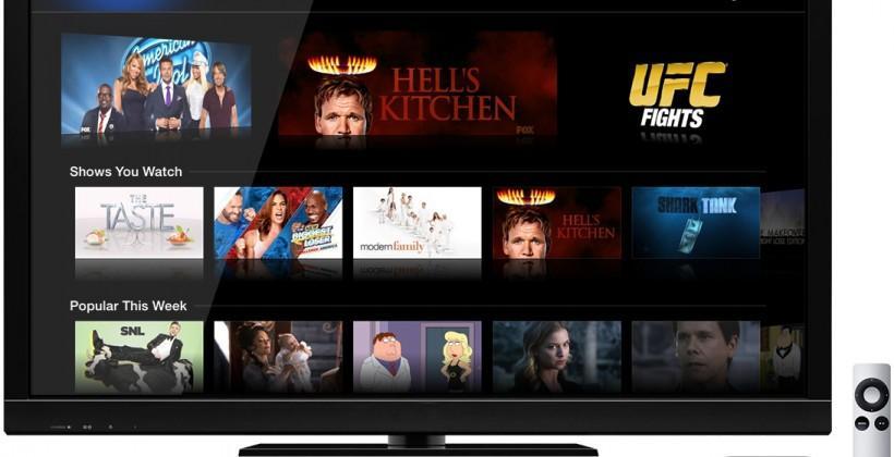 Hulu Plus gets all-new design on Apple TV