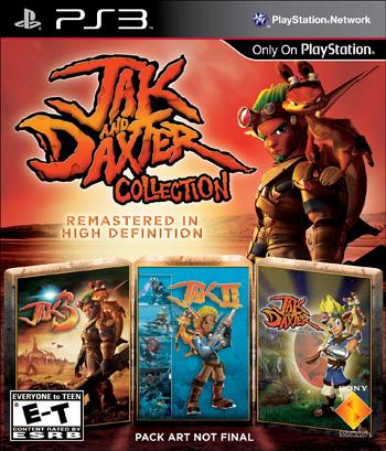Jak and Daxter Collection en route to the PS Vita