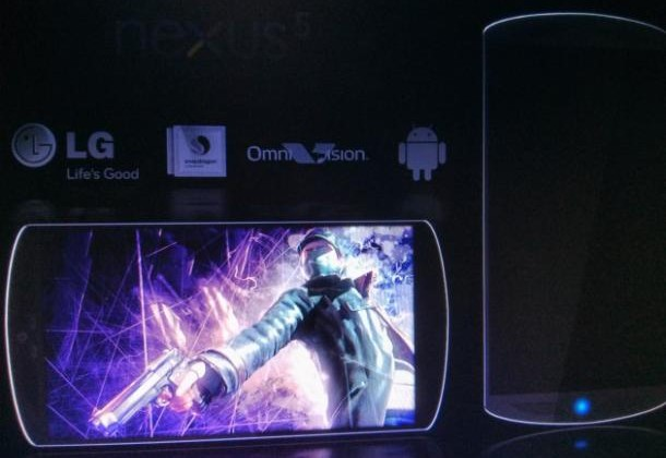 LG Nexus 5 rumored with impressive spec sheet