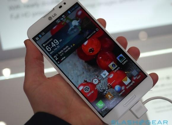 LG announces Smart Video eye-recognition tech for Optimus G Pro