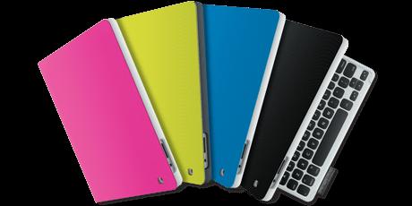 Logitech announces Keyboard Folio for iPads