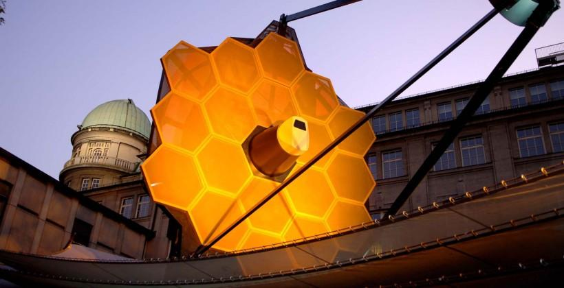 NASA James Webb Space Telescope arrives at SXSW