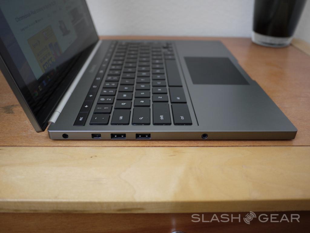 Google Chromebook Pixel Review - SlashGear