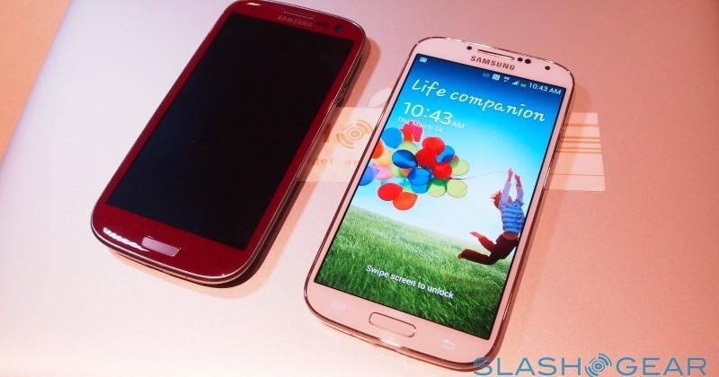SlashGear 101: The Samsung GALAXY S 4