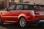 2014 Range Rover Sport debuted at 2013 New York Auto Show