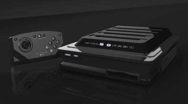 RetroN 5 revives classic video game cartridges