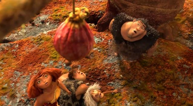 Rovio and DreamWorks launching The Croods on March 14