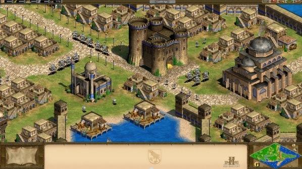 Age Empires II HD coming to Steam on April 9
