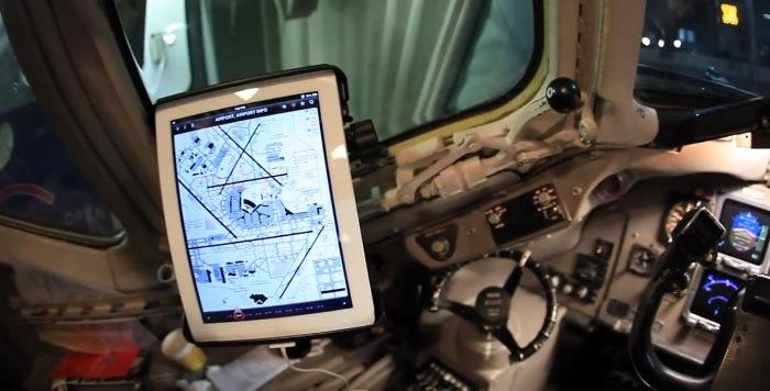 American Airlines gets approval for iPad-equipped cockpit