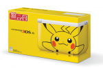 Nintendo 3DS XL Pikachu edition unveiled
