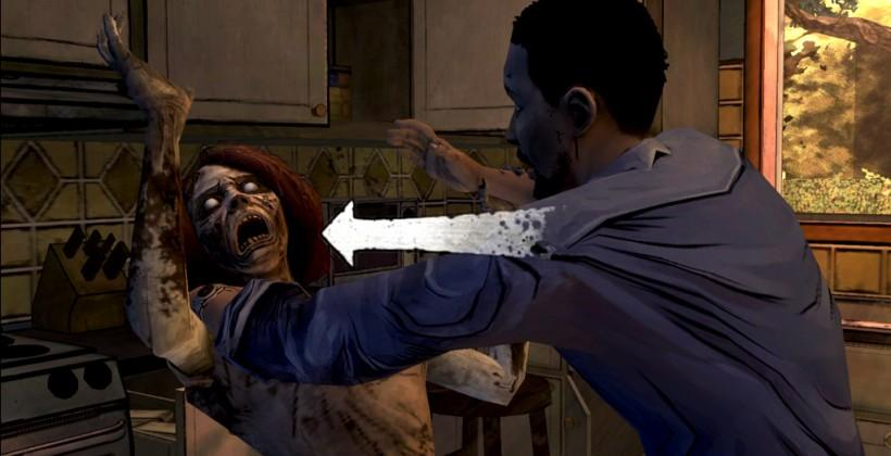 The Walking Dead is coming to the PS Vita