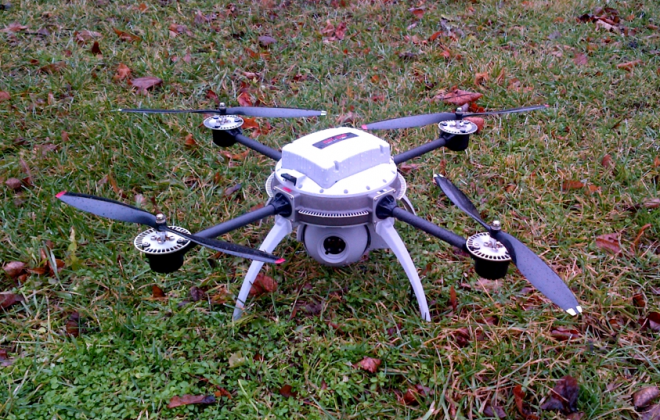 Unidentified drone spotted near JFK International Airport