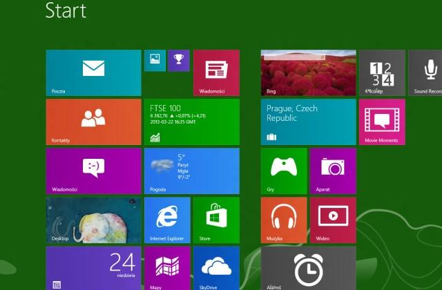 Windows Blue boasts an improved user experience