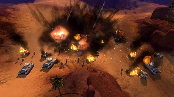 Victory action-strategy game hits Kickstarter