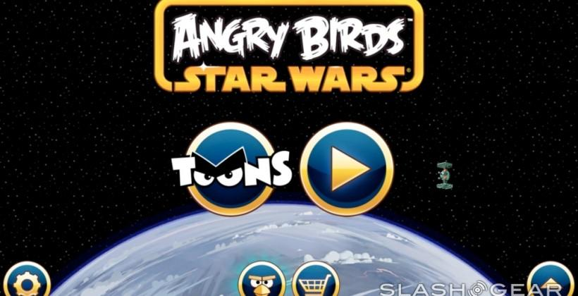 Angry Birds Star Wars heads to Cloud City: update live now!