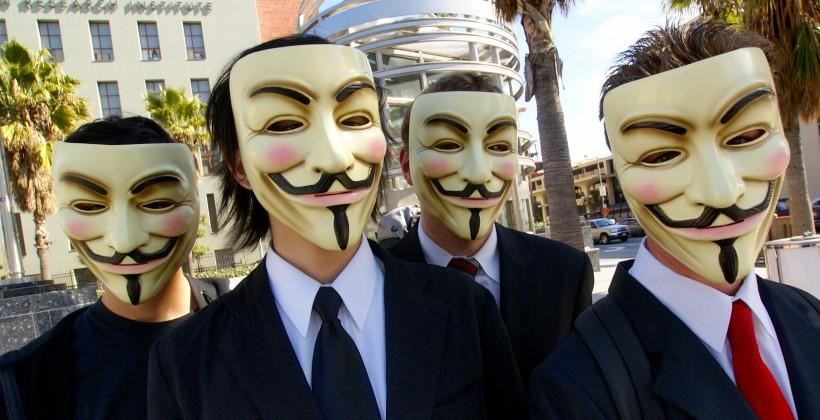 Journalist charged with giving Anonymous login information