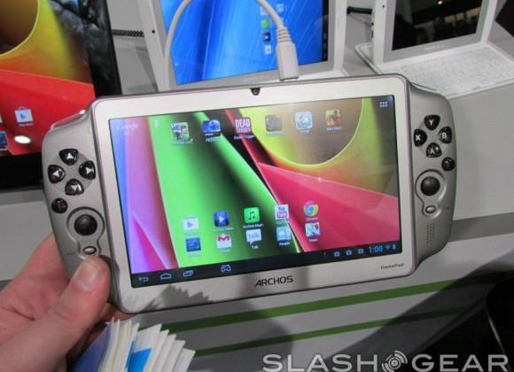 Archos GamePad now available in the US for $179