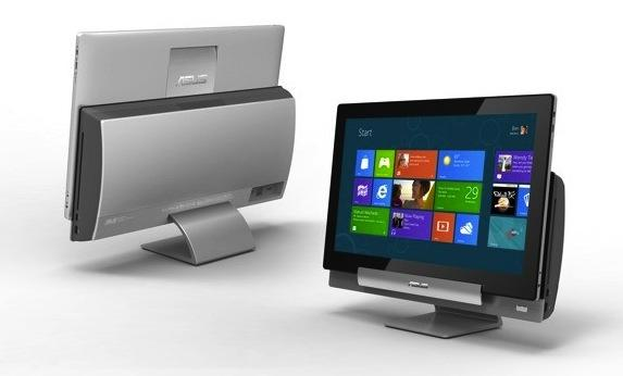 ASUS Transformer AiO is a world's first: Windows 8/Android hybrid madness