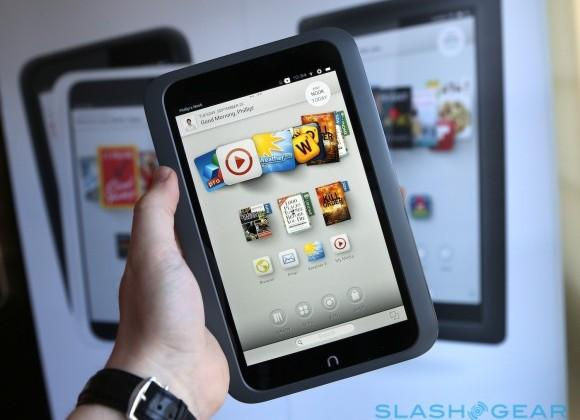 Barnes & Noble offering free Nook Simple Touch with Nook HD+ order